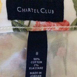 Charter Club Pants - 🎀 Charter Club Bristol Capris.